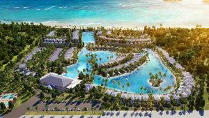 Condotel nghỉ dưỡng Bãi Dài được đầu tư phát triển mạnh mẽ