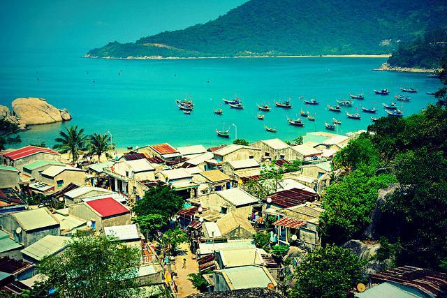 Dạo quanh một vòng đảo Cù Lao, khám phá mọi ngóc ngách là một trải nghiệm mà các bạn trẻ cực ưa thích