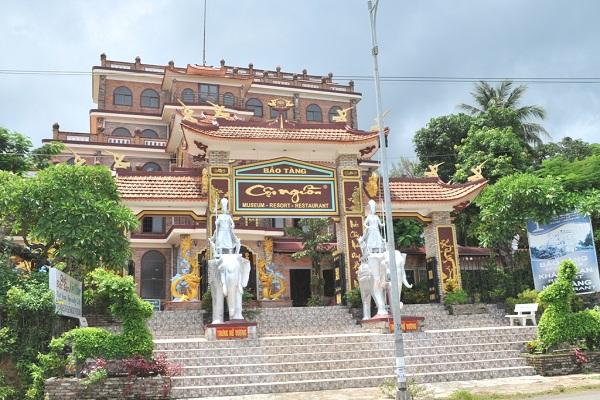 Bảo tàng Cội Nguồn - Nơi lưu giữ những cổ vật lịch sử của hòn đảo Phú Quốc