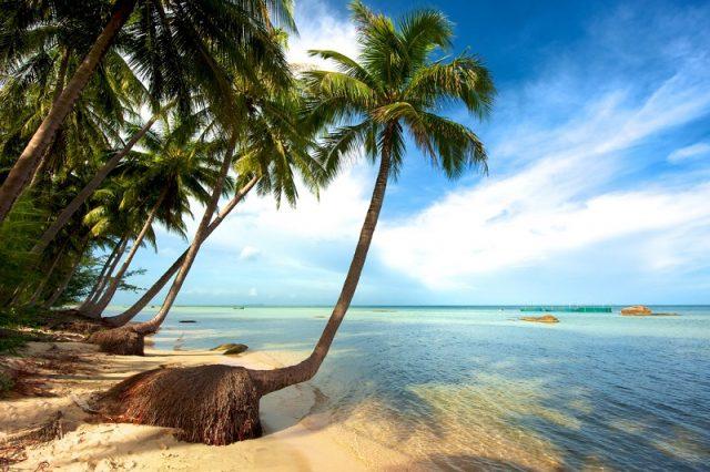 Bãi Sao - Bãi tắm đẹp nhất tại đảo Phú Quốc