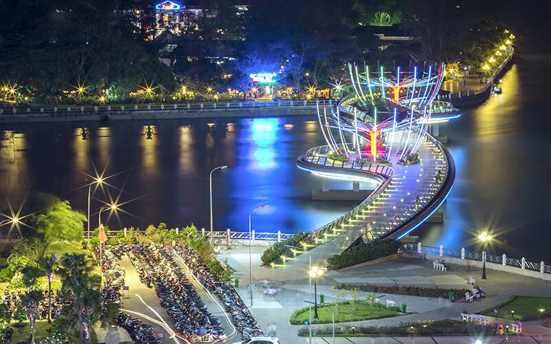 Cần Thơ là mảnh đất với bến Ninh Kiều, cầu Mỹ Thuận là nơi du lịch Cần Thơ cho cặp đôi năm 2019