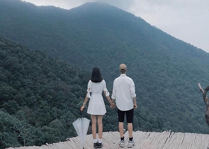 Hình ảnh lãng mạn tại Tam Đảo thơ mộng