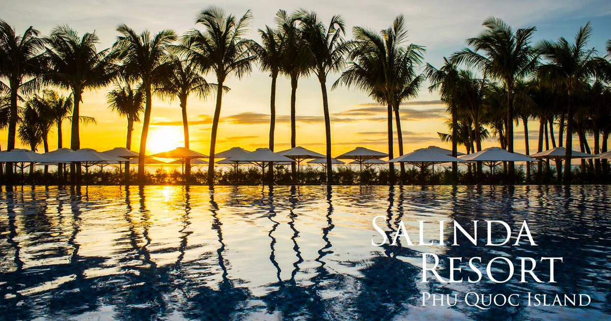 Salinda Resort -villa tại Dương Đông, Phú Quốc
