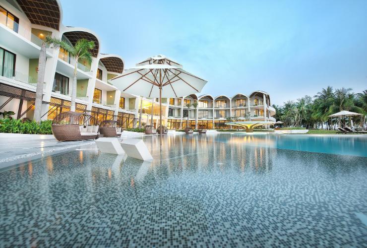 The Shells Resort & villa tại Dương Đông, Phú Quốc
