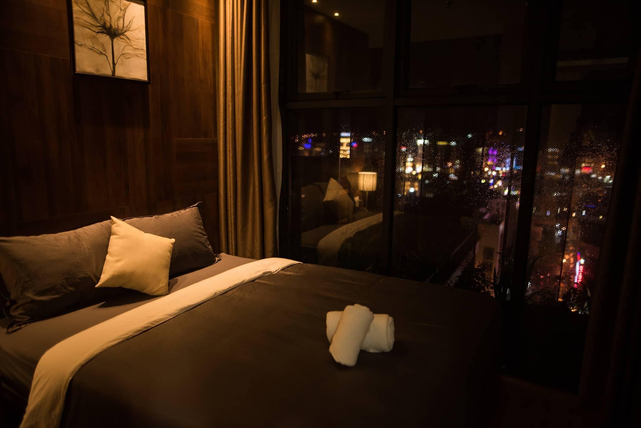 """Căn hộ Maika Đà Lạt 2 phòng ngủ là một trong những căn hộ """"biết chiều lòng du khách nhất""""."""