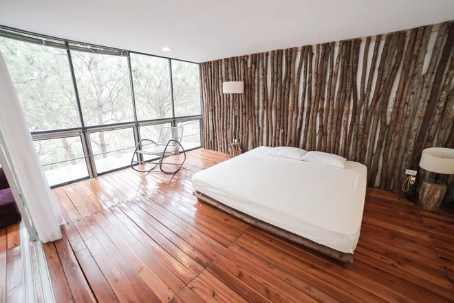 Phòng ngủ - Villa tại sóc Sơn, Hà Nội