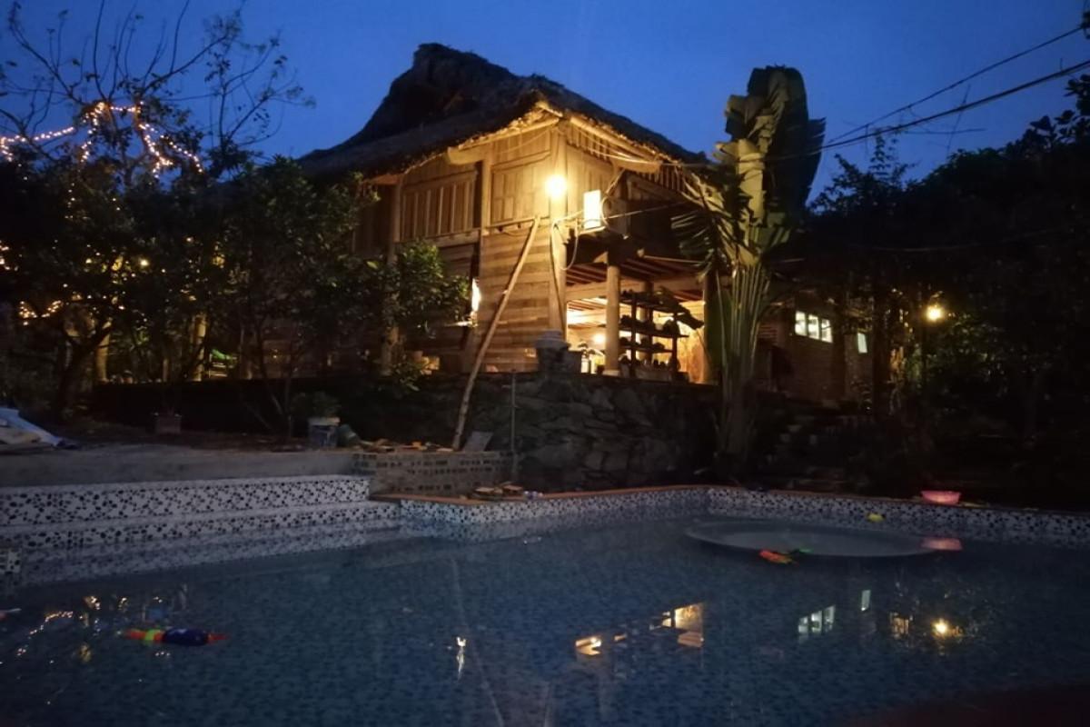 Hoa Mai Viên villa tại sóc Sơn, Hà Nội