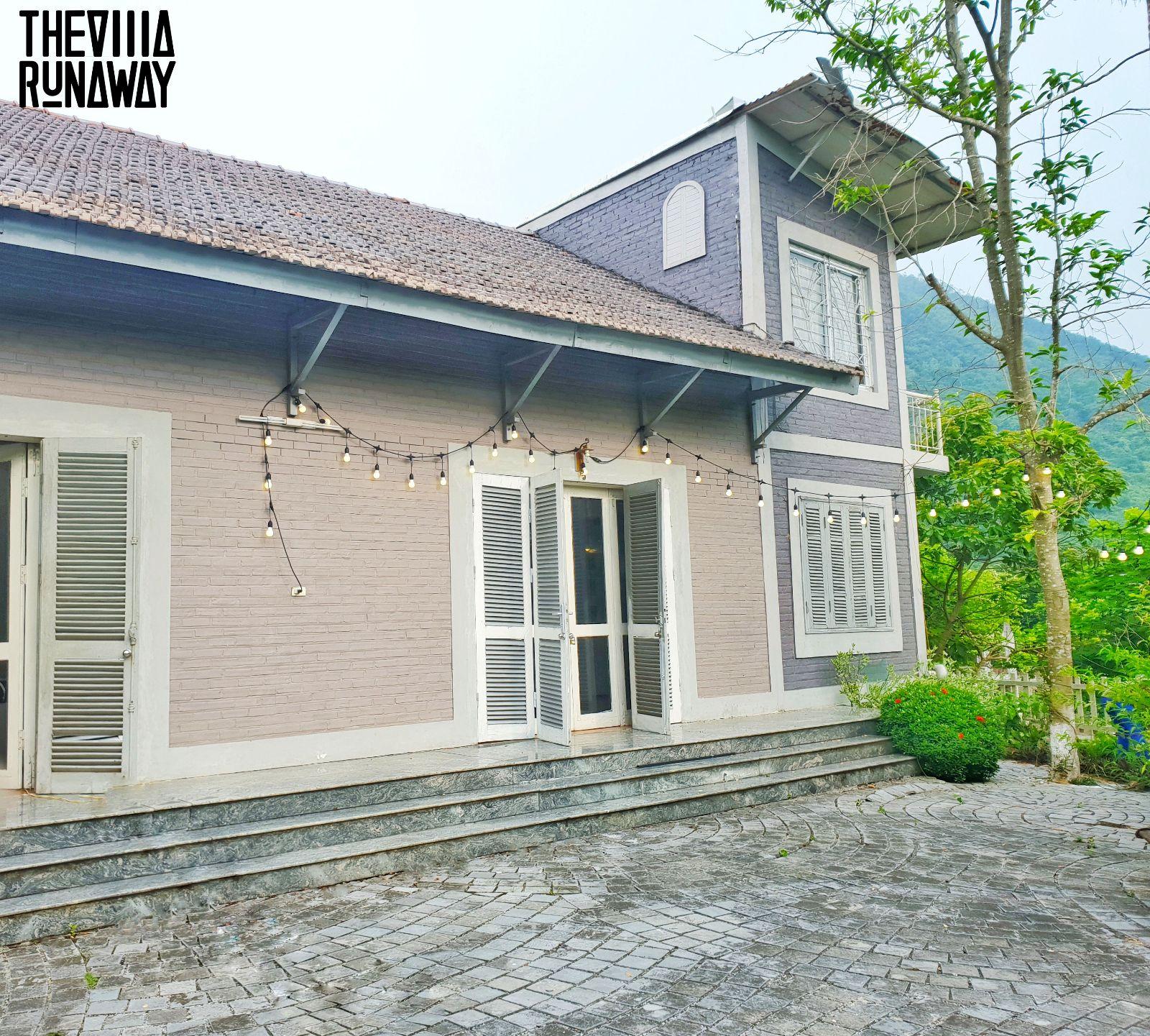 Kiến trúc đẹp như trời Âu - villa tại Thạch Thất, Hà Nội