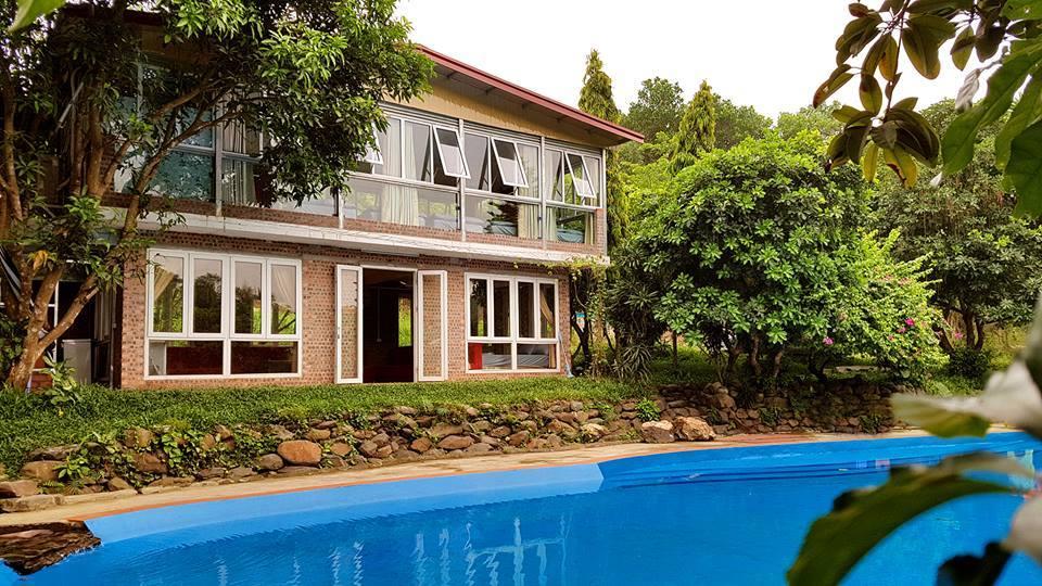 Thung Mây Farm hiện lên như một ốc đảo xinh đẹp - villa tại Thạch Thất, Hà Nội