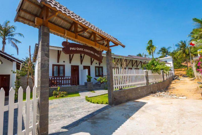 Coco Villa tại Cửa Lấp, Phú Quốc