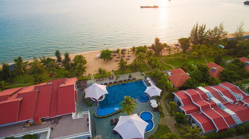 Mercury Phu Quoc Resort & Villa tại Cửa Lấp, Phú Quốc