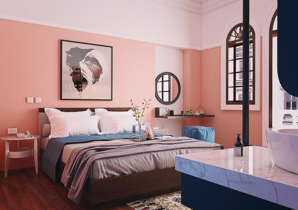 The Poppy Villa - Villa tại Hai Bà Trưng, Hà Nội