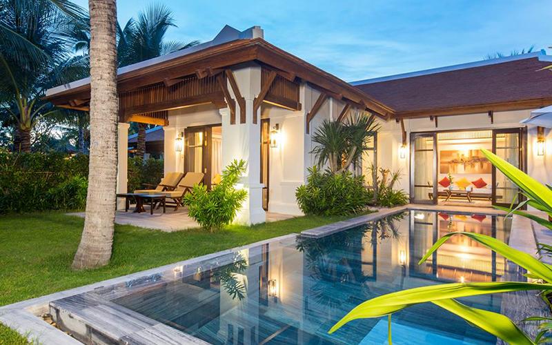 Biệt thự cao cấp tại The Anam - villa tại Bãi Dài, Nha Trang