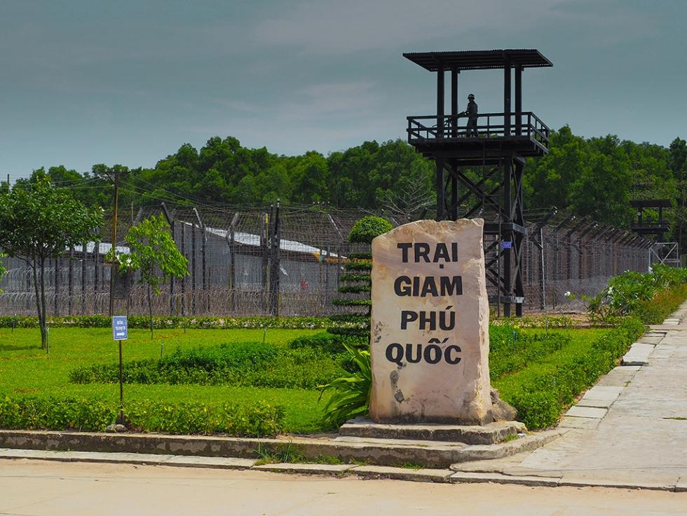 Di tích lịch sử – Nhà tù Phú Quốc