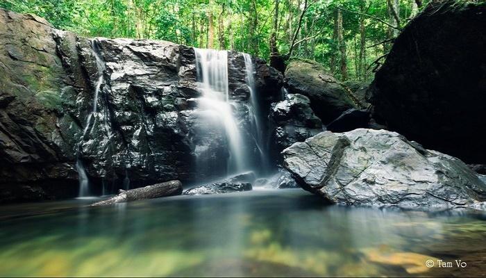 Suối Tranh - Kiên Giang điểm du lịch tuyệt vời
