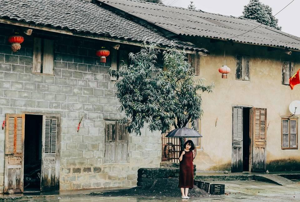 Phố cổ Đồng Văn cổ kính, trầm mặc