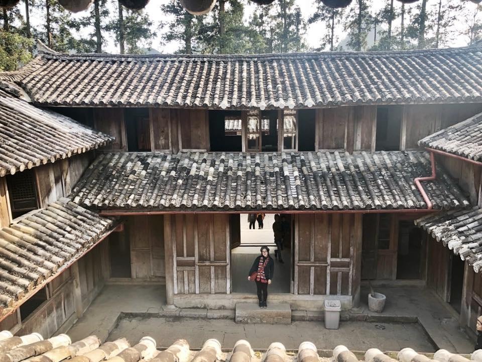 Địa điểm du lịch Hà Giang độc đáo: Dinh thự họ Vương