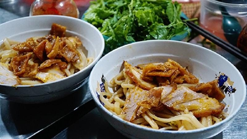 Cao lầu: Món ngon đặc trưng vùng đất Quảng Nam