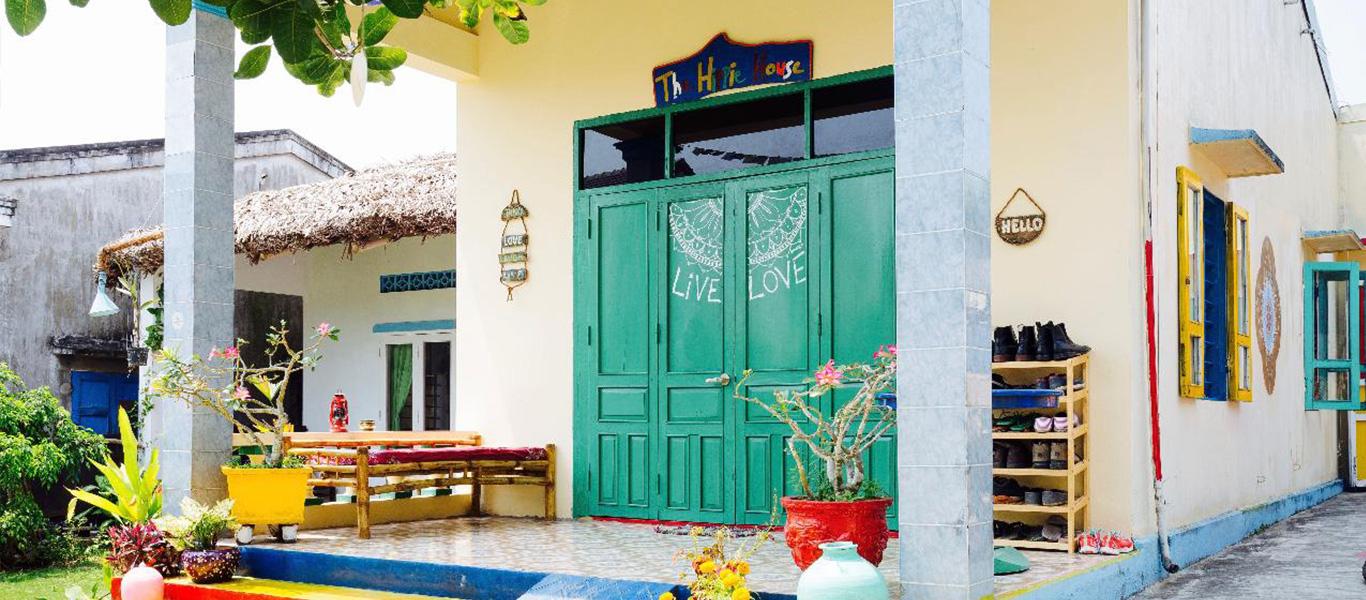 The Hoi An Hippie House: điểm lưu trú lý tưởng khi du lịch Quảng Nam