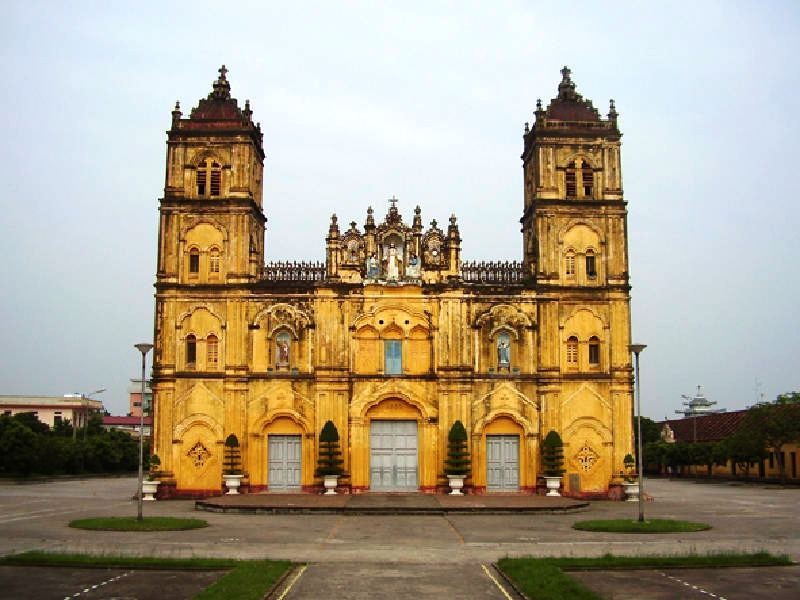 Những nét đẹp trong du lịch Nam Định