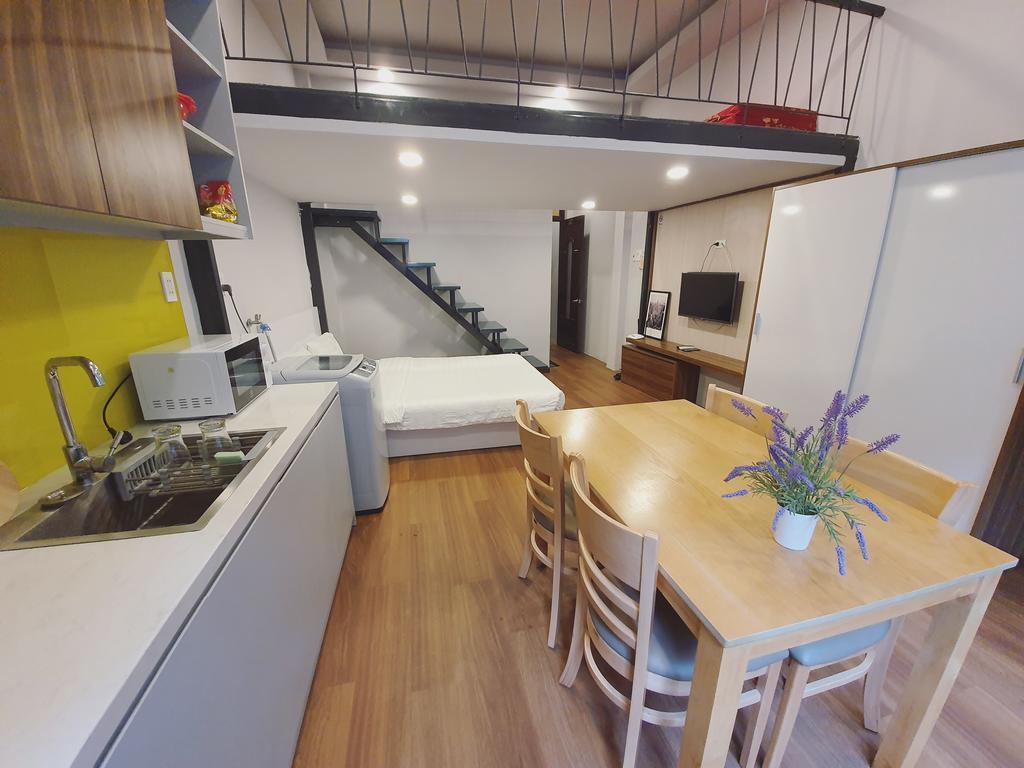 Anna House & Apartment căn hộ Nha Trang cho gia đình