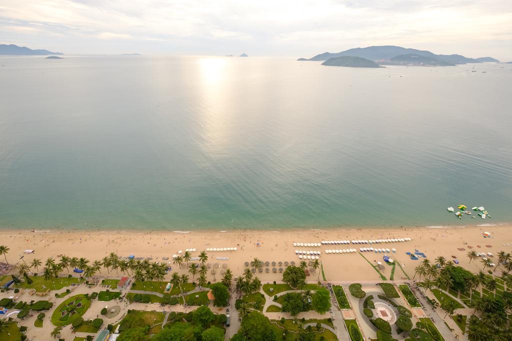 Sunrise Ocean View Apartment căn hộ Nha Trang view đẹp