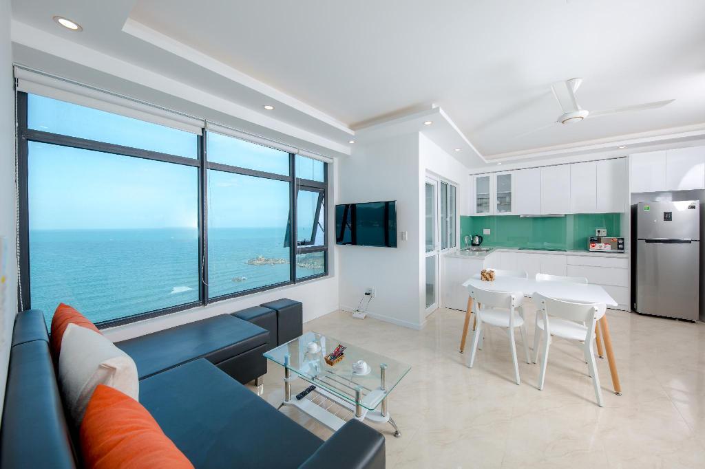 đặt phòng căn hộ Nha Trang iBeach Building Apartment